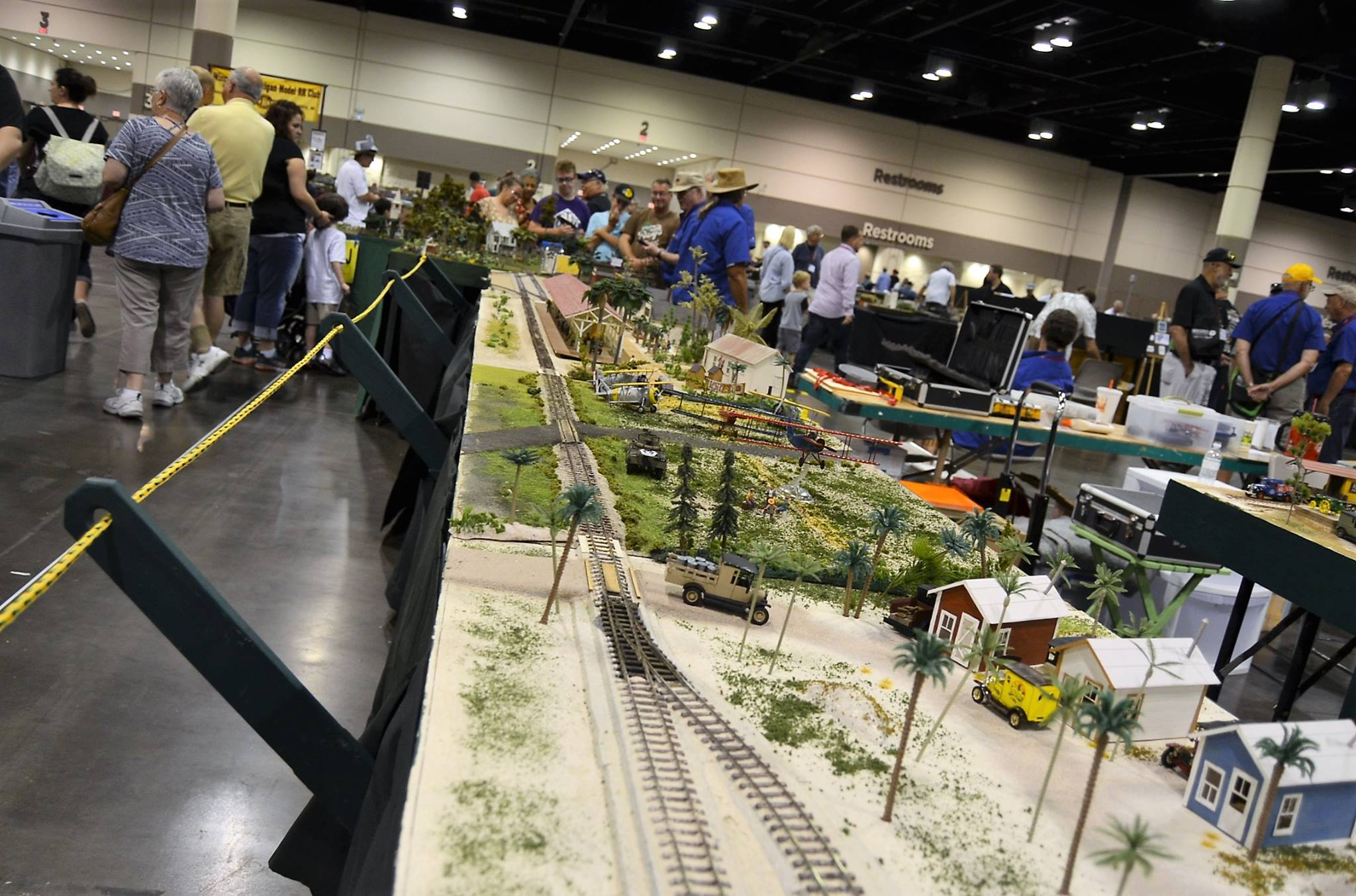 More of the NTS 2017 layout.